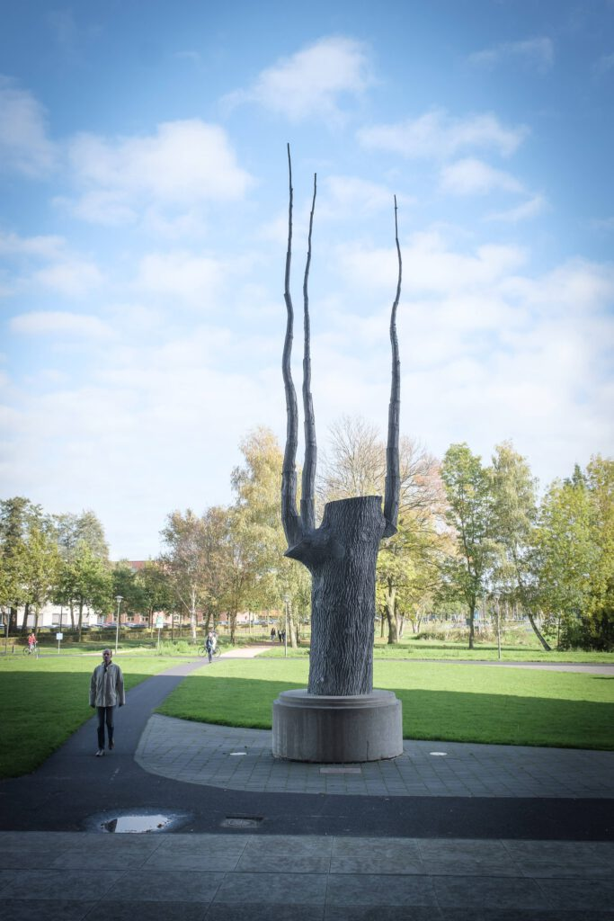 De Wageningse boom / The Wageningen Tree, Sjoerd Buisman (2008)