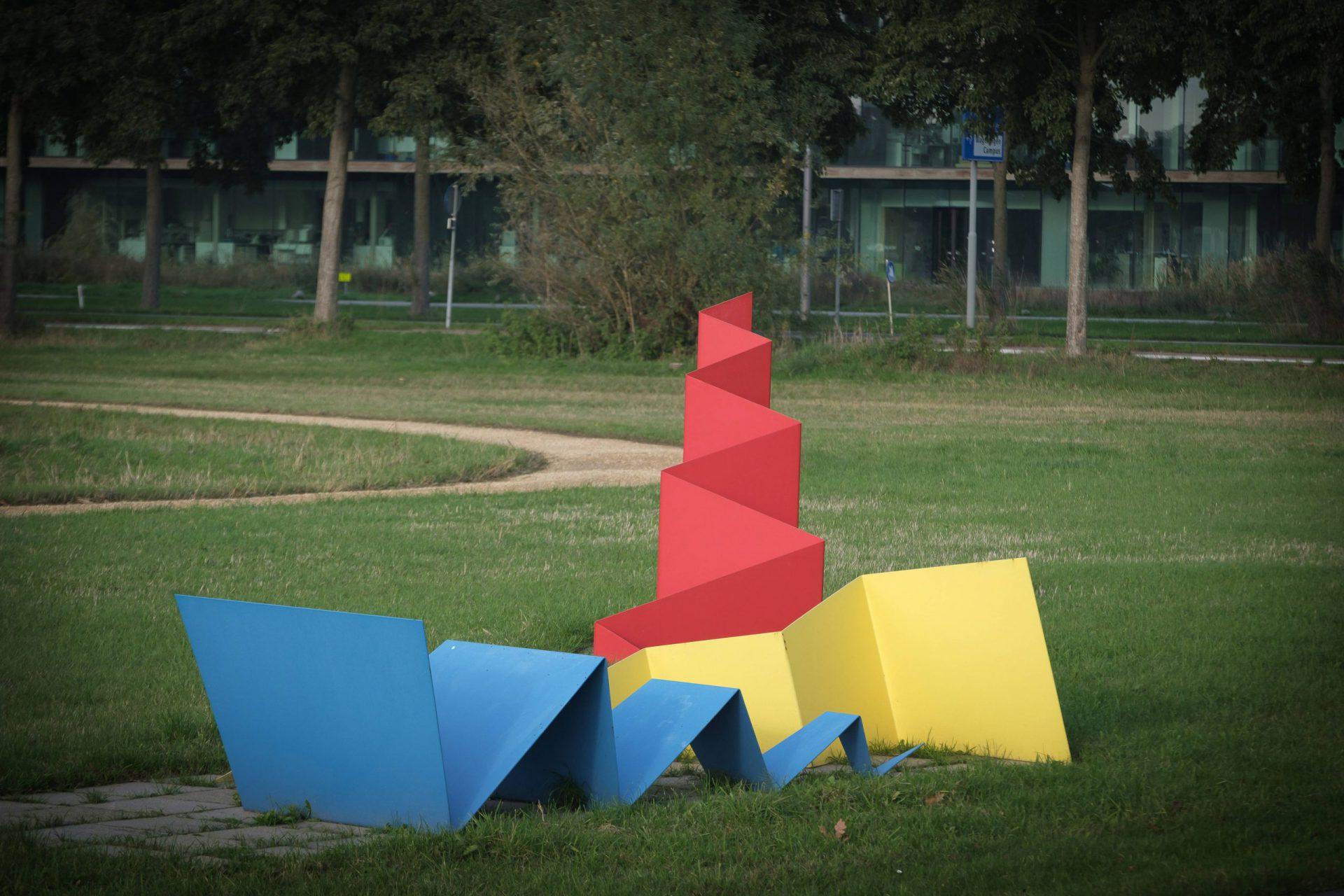 Landschappelijke vormen / Shapes in Landscapes, Erzsike Mari (1985)